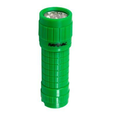 Linterna 9 LED con 3 pilas AAA