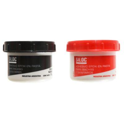 Adhesivo epoxi bacha blanco 150 g