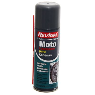 Aceite para cadenas en aerosol