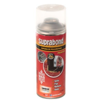 Espuma poliuretano x 300 ml