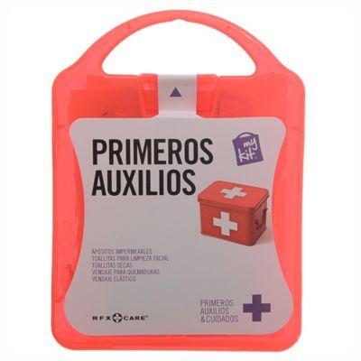 Kit primeros auxilios