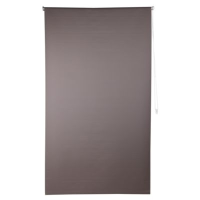 Cortina enrollable black out 80 x 165 cm