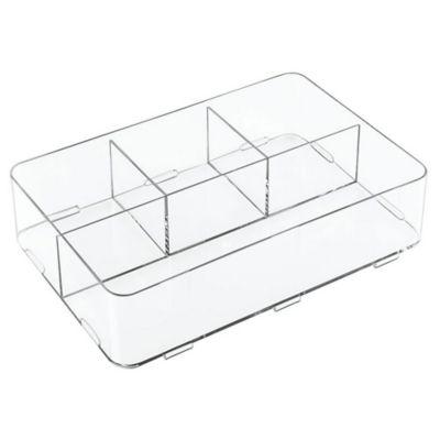 Organizador para cajón acrílico de 21 x 30 x 8 cm
