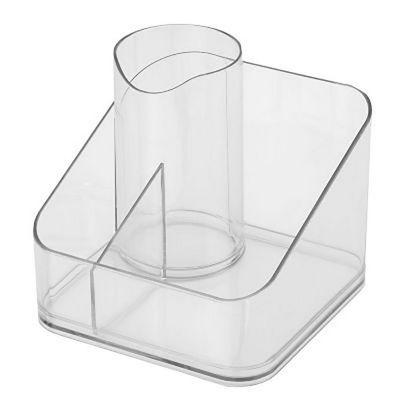 Caja plástica organizadora para secador de pelo