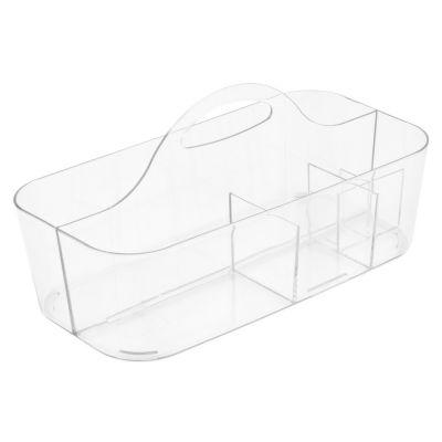 Caja plástica organizadora con manija