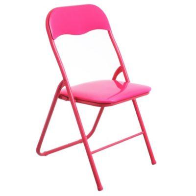 Escritorio infantil con silla fucsia asenti 2181630 for Silla escritorio infantil