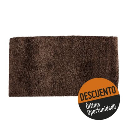 Alfombra Grand Shaggy chocolate 160 x 230 cm