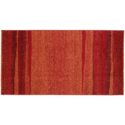 Alfombra Océano Roja 120 x 170 cm