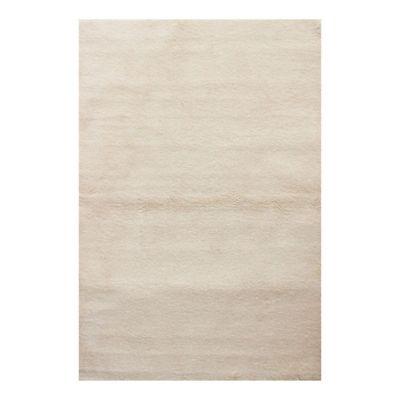 Alfombra Delight Cosy Ivory blanca 120 x 170 cm