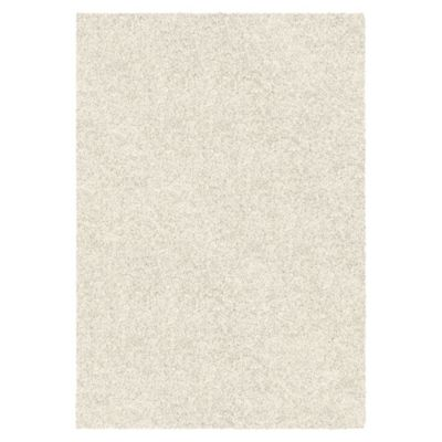 Alfombra Delight Cosy Ivory blanca 160 x 230 cm