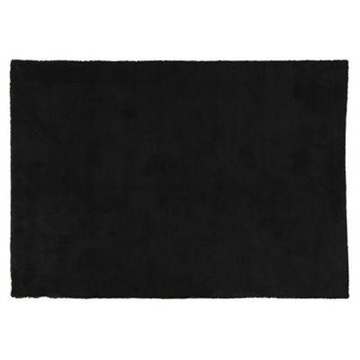 Alfombra Delight Cosy negro 160 x 230 cm
