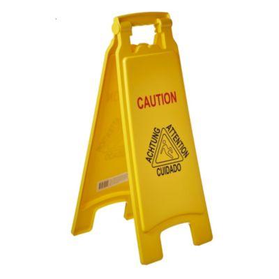Cartel de piso mojado mediano