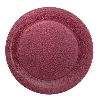 Plato playo gourmet rosa