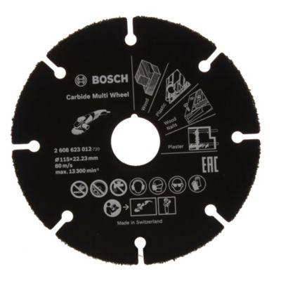 Disco de corte madera 115 mm