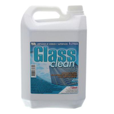 Limpiador de vidrios y superficies 5 l