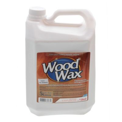 Cera liquida para madera 5 l