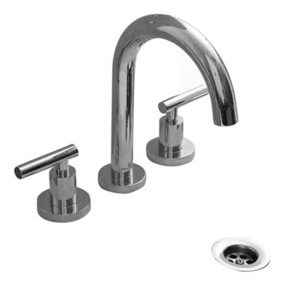 Grifería combinación para lavamanos Iron Lever