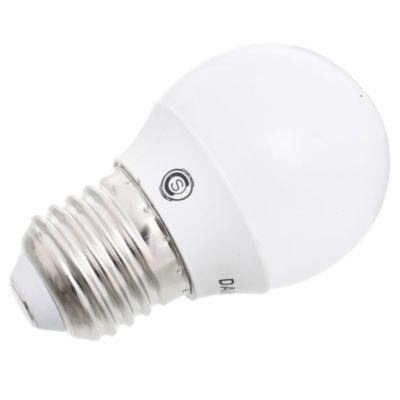 Lamparita LED cálida E27 de 9,5 w