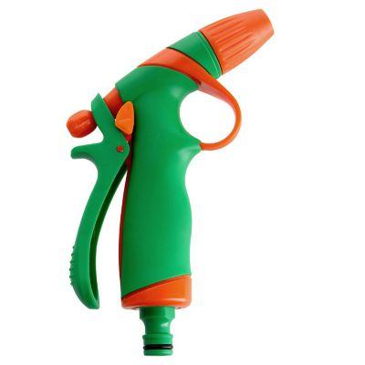 Pistola chorro ajustable con mango antideslizante