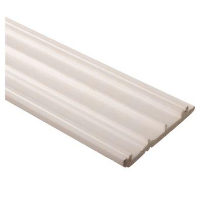 Zócalo PVC sx105 108 x 13 x 2000 mm