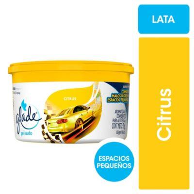Desodorante mini gel car lemon