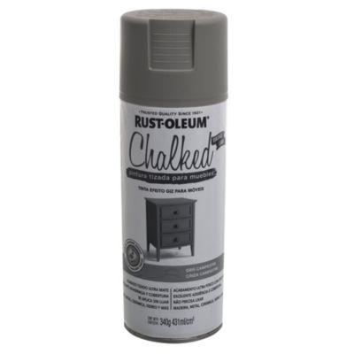 Pintura en aerosol multiuso gris campestre 340 g