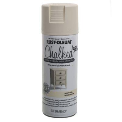 Pintura en aerosol multiuso crema gasa 340 g