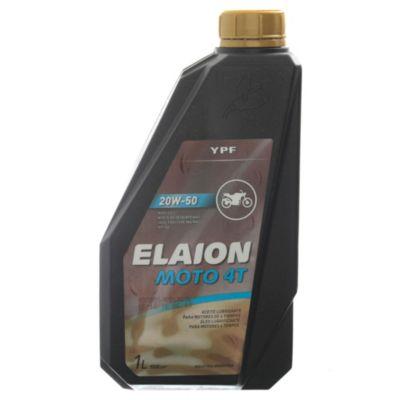 Elaion moto 4t 20-w50 x 1 litro