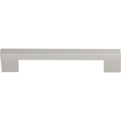 Arco de aluminio 160 mm plateado
