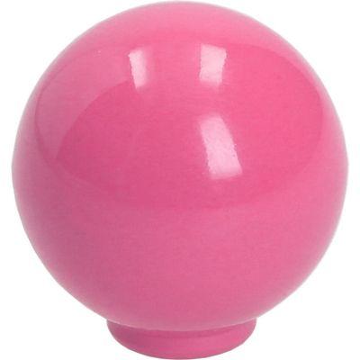 Bola de plástico 29 mm magenta