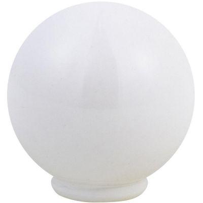 Bola de plástico 29 mm blanca
