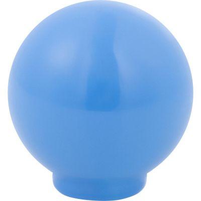 Bola de plástico 29 mm azul