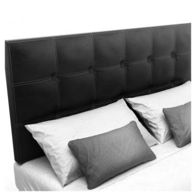 Respaldo de cama Bellagio negro