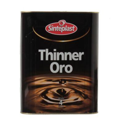 Thinner Oro 4 l