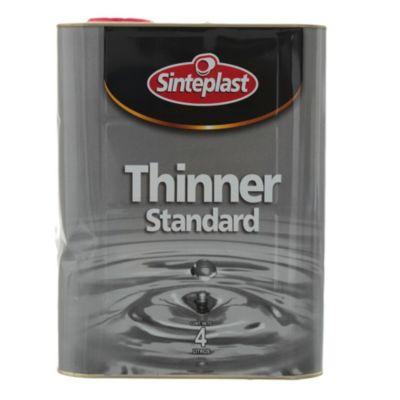 Thinner Standard 4 l