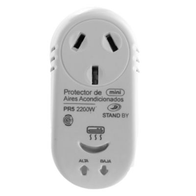 Protector aire acondicionado hasta 2200 w