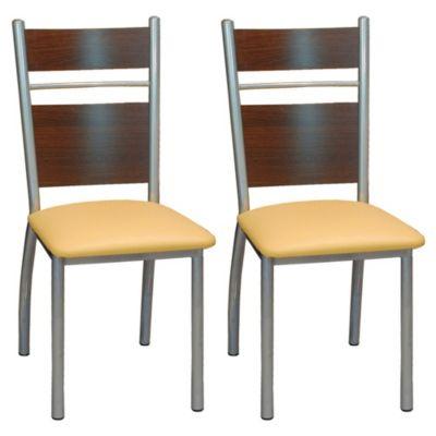 Set de 2 sillas Ruan maiz