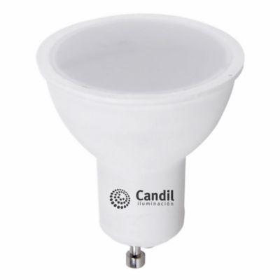 Lámpara dicroica LED GU 10 4 w cálida
