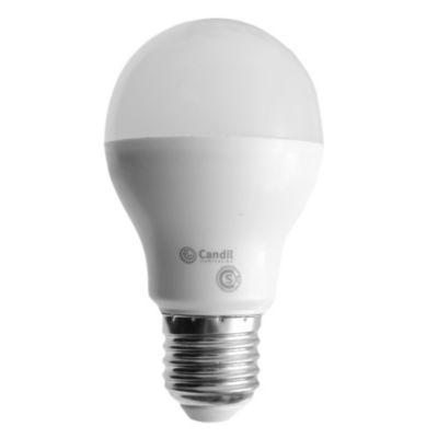 Lámpara LED gota 5.5 w cálida E27