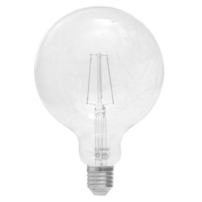 Lámpara LED filamento Clara 6 W E27