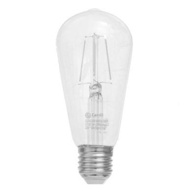 Lámpara LED filamento Clara 5 w E27