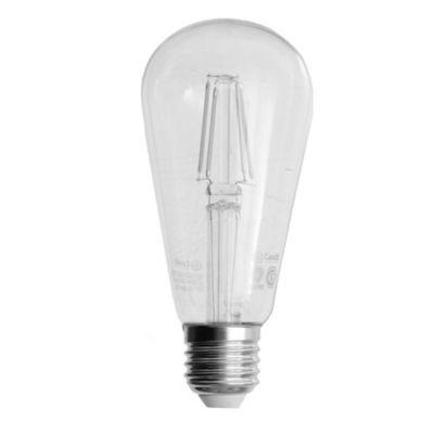 Lámpara LED filamento Ámbar 5 W E27