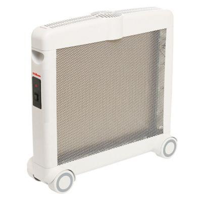 Panel calefactor Mica con rueda + Turbo 2000 w