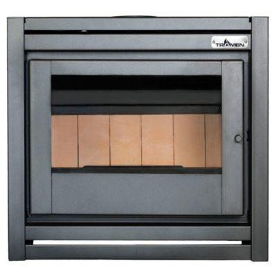Calefactor a leña 13500 Kcal