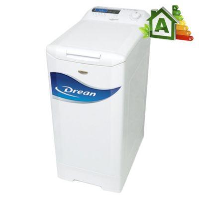 Lavarropas automático carga superior 8 kg 10.8 eco