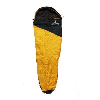 Bolsa de dormir Momia amarilla