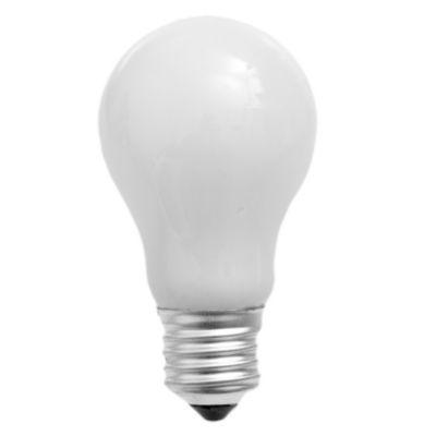 Lámpara halógena A19 Opal 42w rosca E27