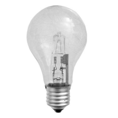 Lámpara halógena A19 Luz Día 53 w E27