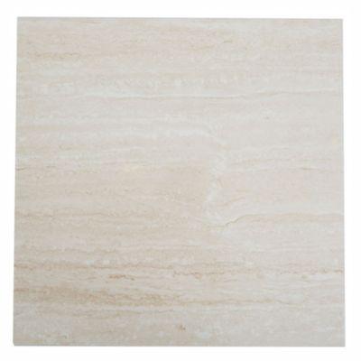 Porcelanato 62 x 62 Travertino beige 1.92 m2