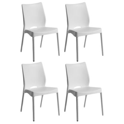 Set de 4 sillas Malba